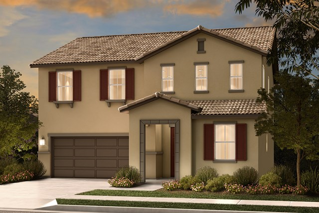New Homes in Sacramento, CA - Plan 2376 E
