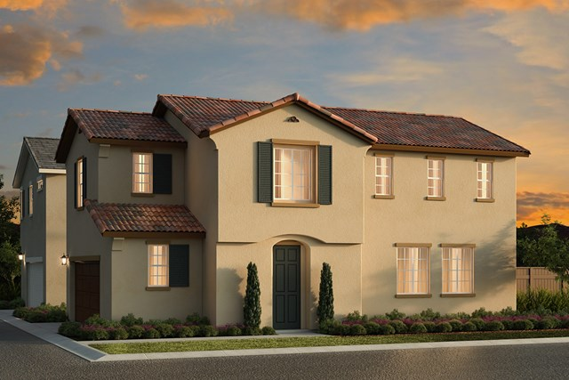 New Homes in Elk Grove, CA - Plan 1691 A