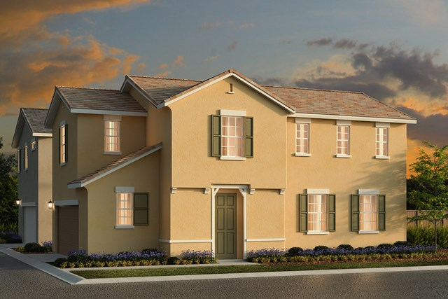 New Homes in Elk Grove, CA - Plan 1691 D