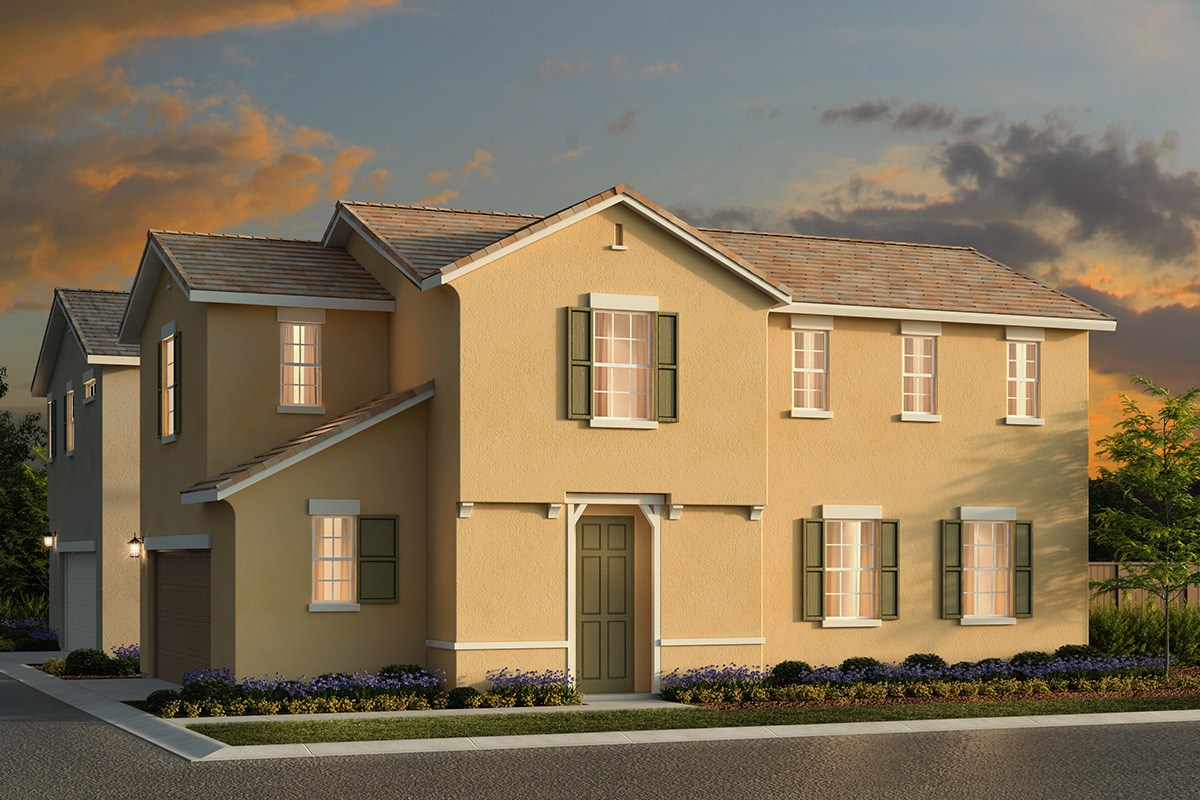 New Homes in Elk Grove, CA - Sheldon Terrace Plan 1691 D