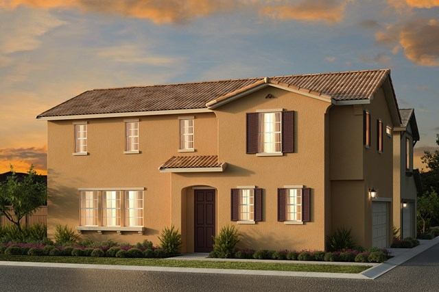 New Homes in Elk Grove, CA - Plan 1787 A
