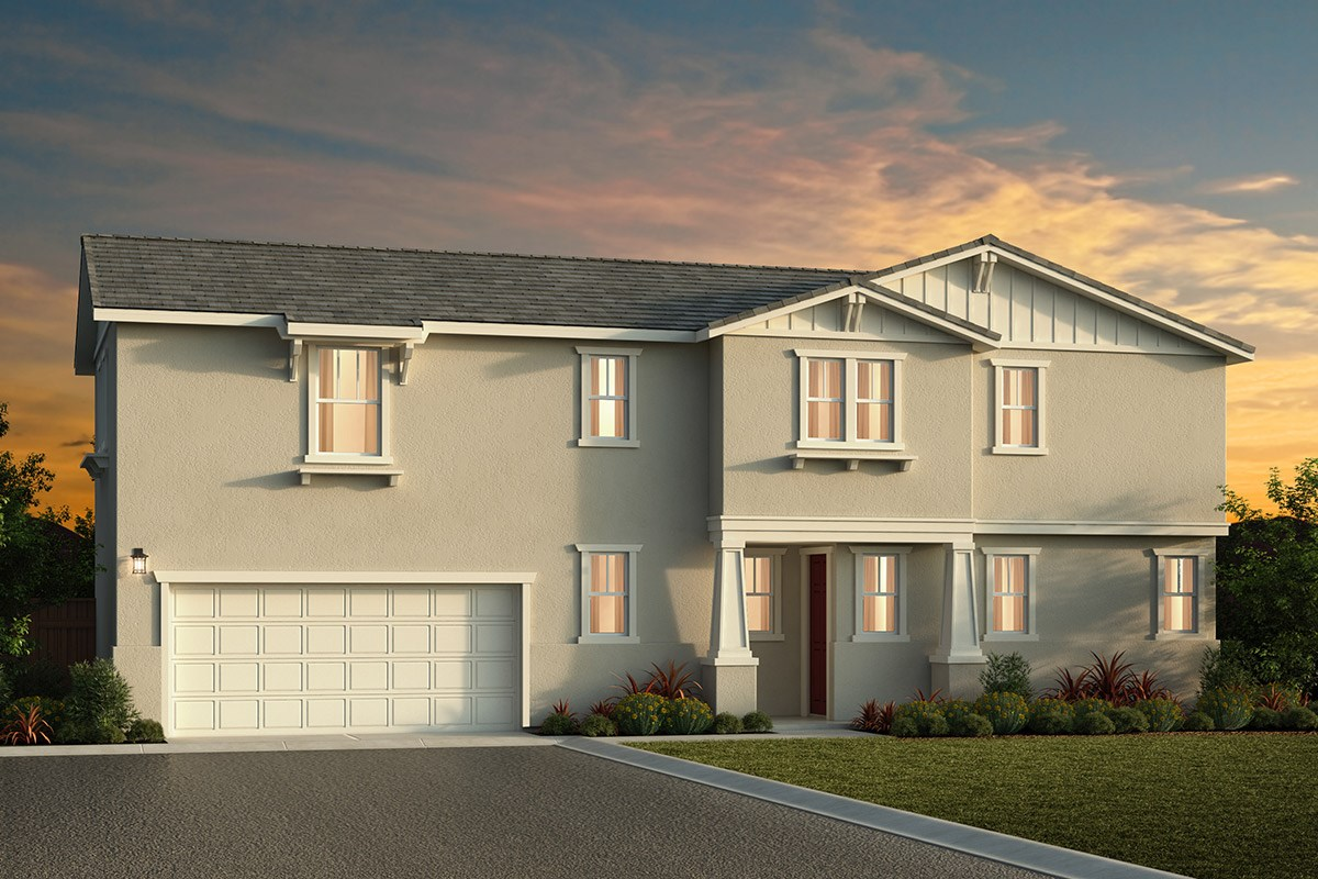 New Homes in Elk Grove, CA - Sheldon Terrace Plan 1853 B