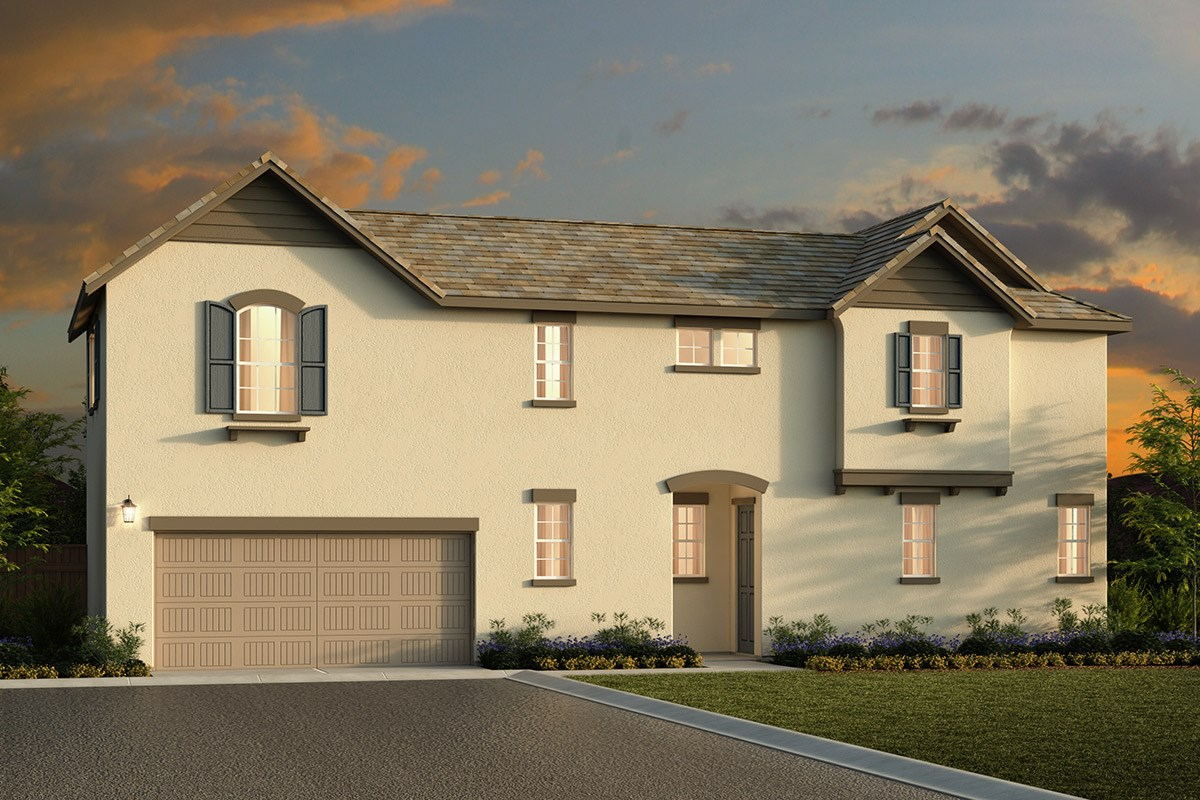 New Homes in Elk Grove, CA - Sheldon Terrace Plan 1853 D
