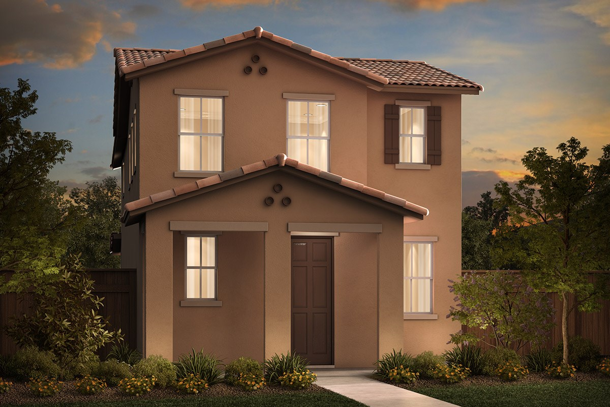 New Homes in Sacramento, CA - Stonybrook at The Hamptons Plan 1721 A