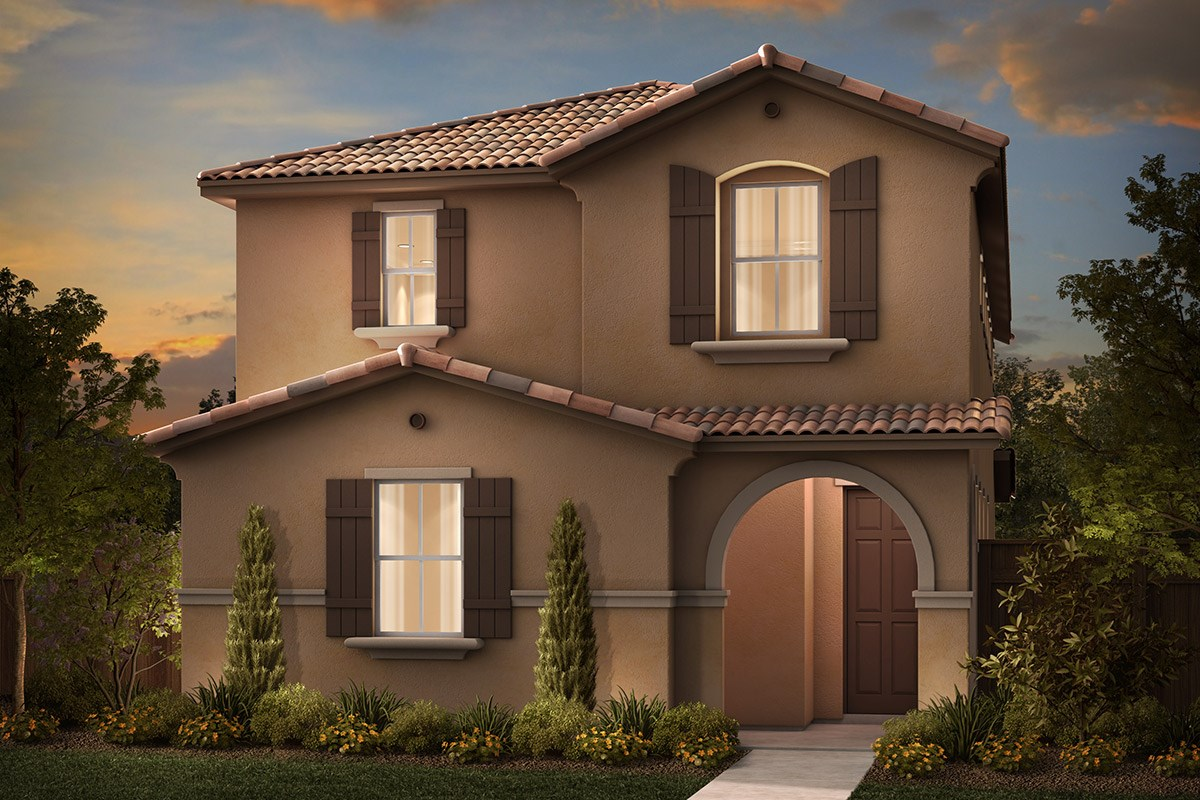 New Homes in Sacramento, CA - Stonybrook at The Hamptons Plan 2204 A