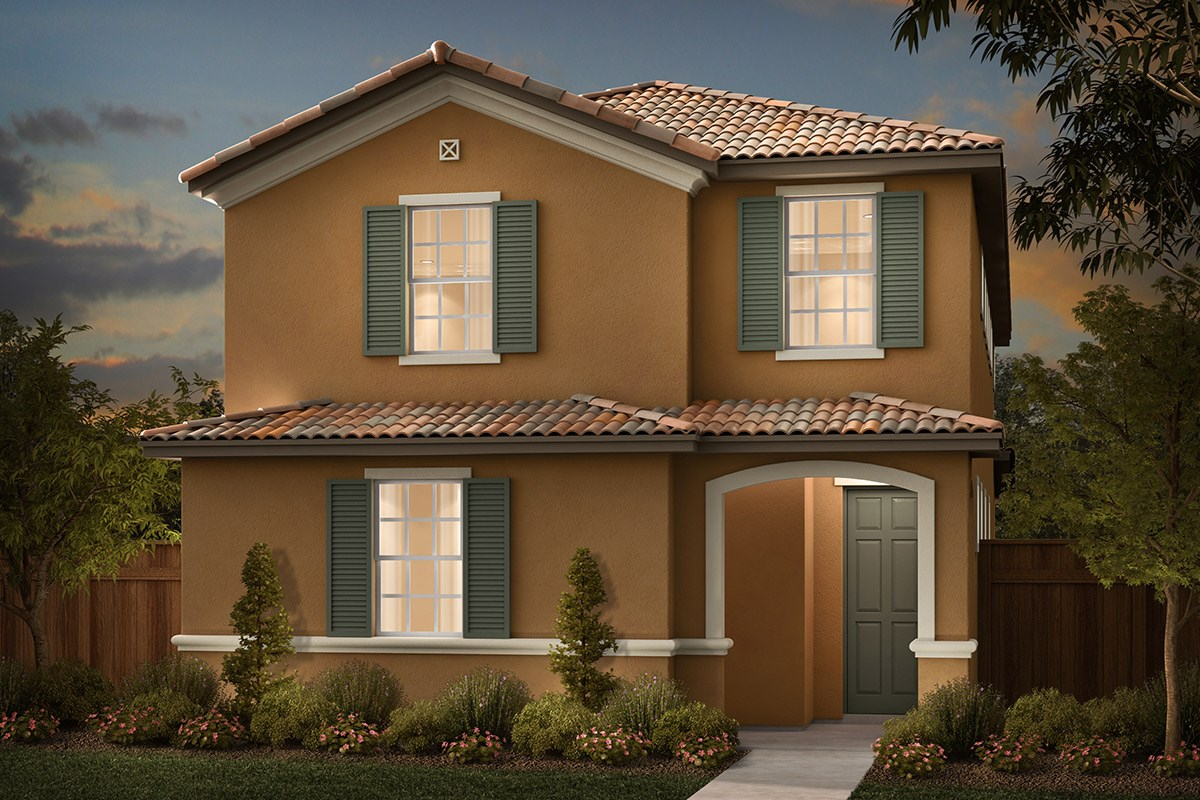 New Homes in Sacramento, CA - Stonybrook at The Hamptons Plan 2204 C