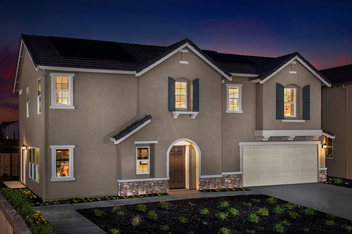 Magnificent New Homes For Sale In Sacramento Ca By Kb Home Download Free Architecture Designs Scobabritishbridgeorg