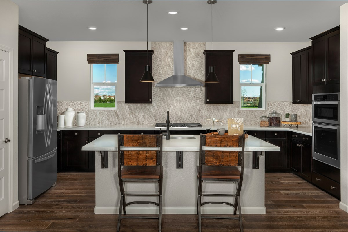 New Homes in Sacramento, CA - Trevato Plan 2413 Kitchen