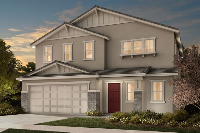 New Homes in Sacramento, CA - Plan 1689 B