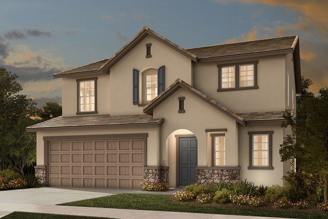 New Homes in Sacramento, CA - Plan 1689 D