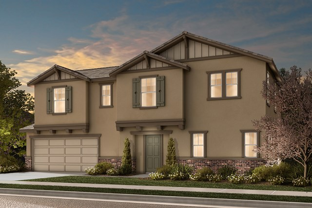 New Homes in Sacramento, CA - Plan 1953 B