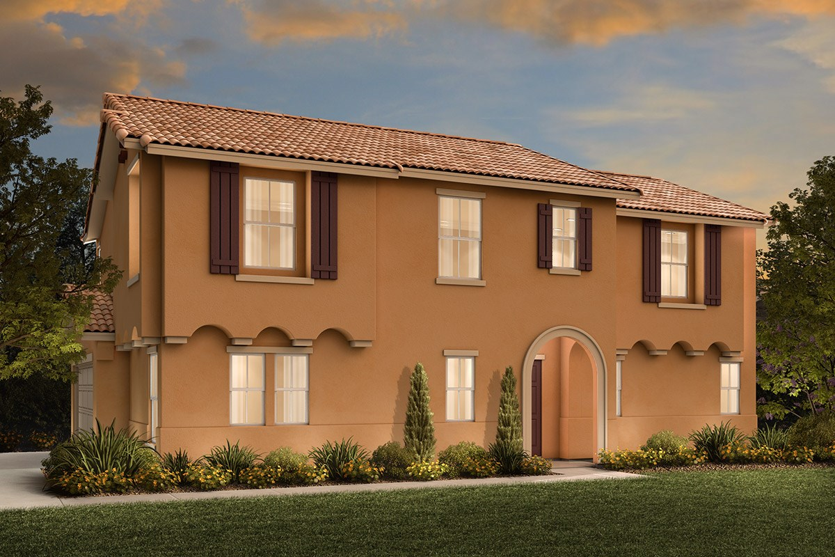 New Homes in Sacramento, CA - Trevato Plan 2177 A