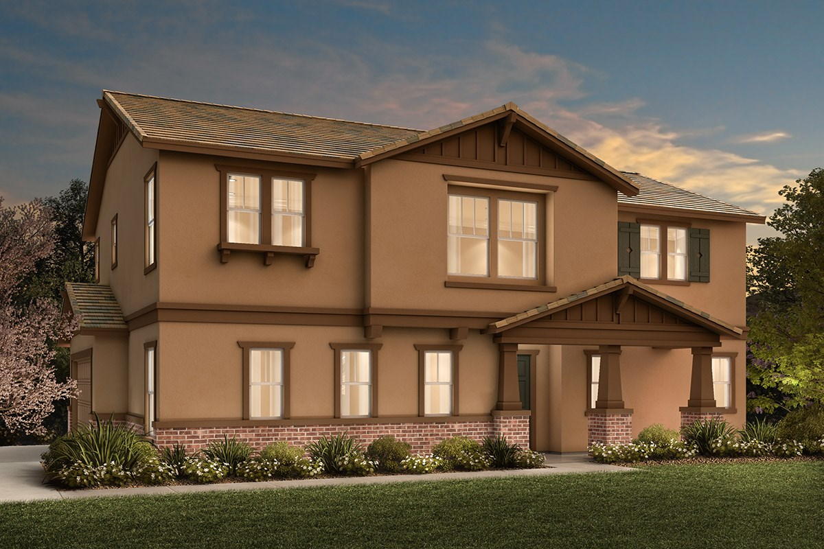 New Homes in Sacramento, CA - Trevato Plan 2177 B