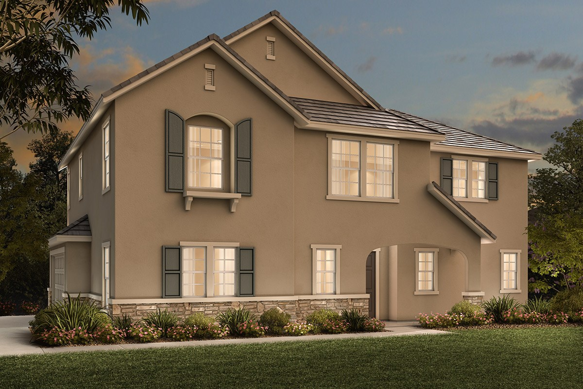 New Homes in Sacramento, CA - Trevato Plan 2177 D