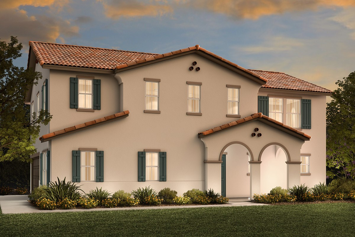 New Homes in Sacramento, CA - Trevato Plan 2413 A