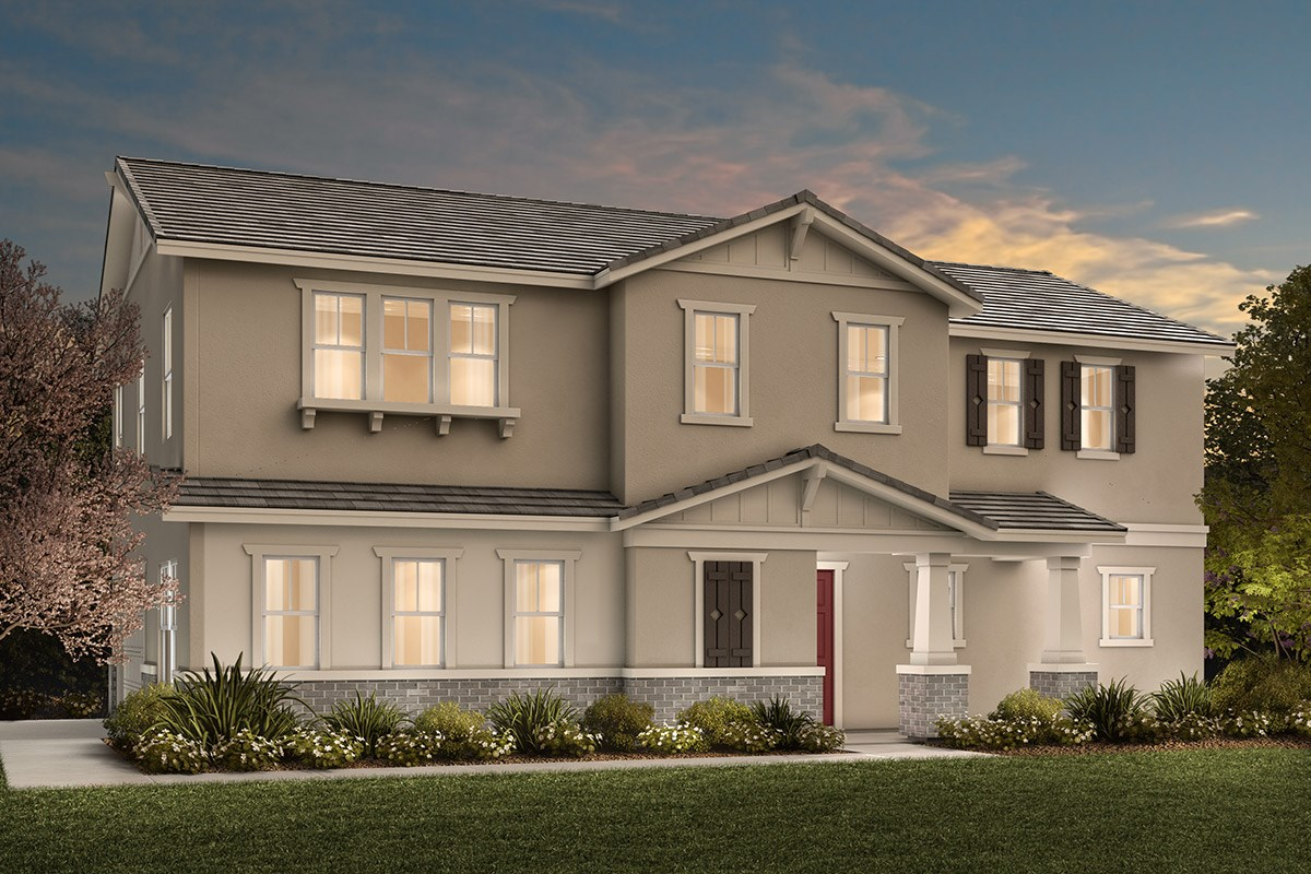 New Homes in Sacramento, CA - Trevato Plan 2413 B