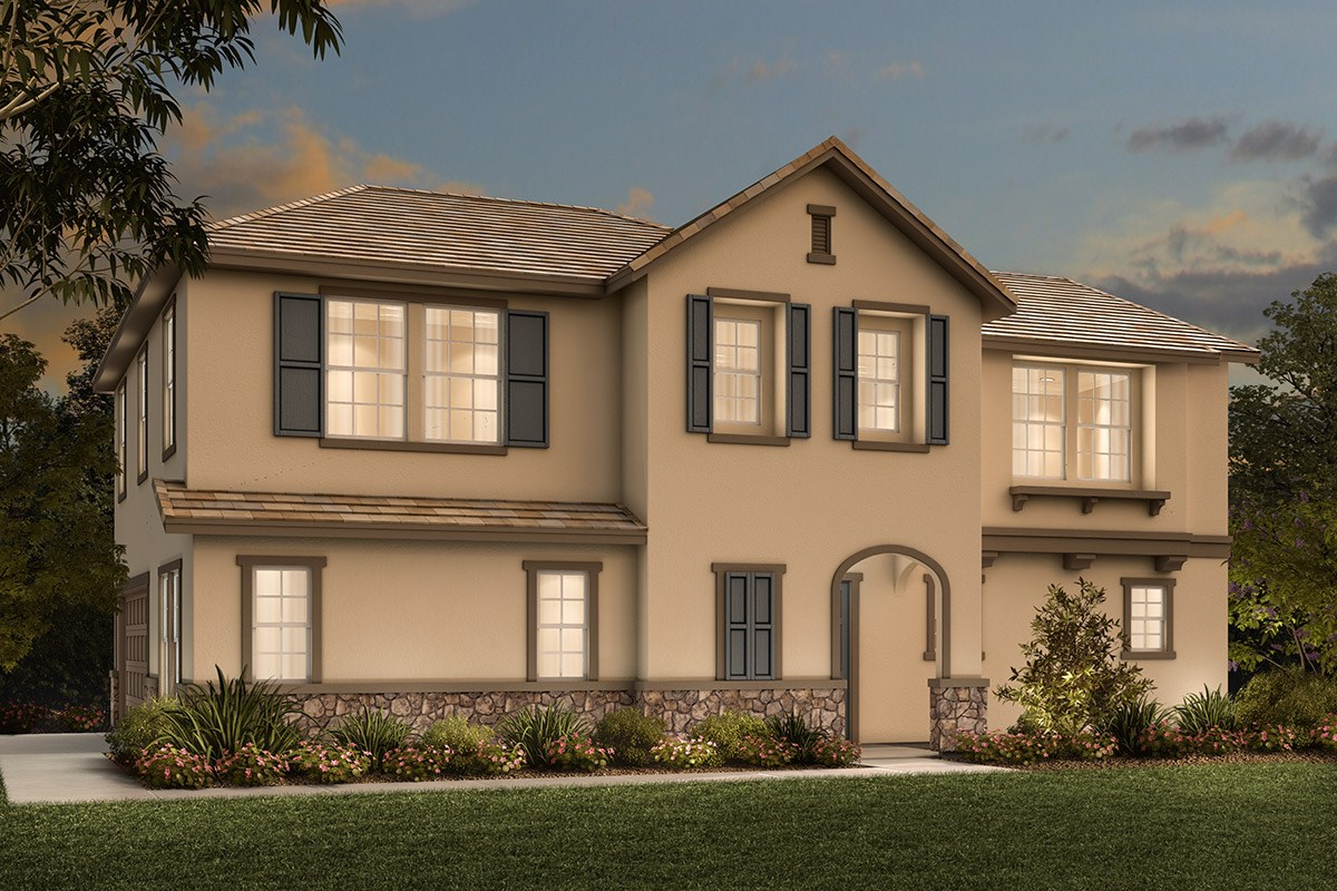 New Homes in Sacramento, CA - Trevato Plan 2413 D