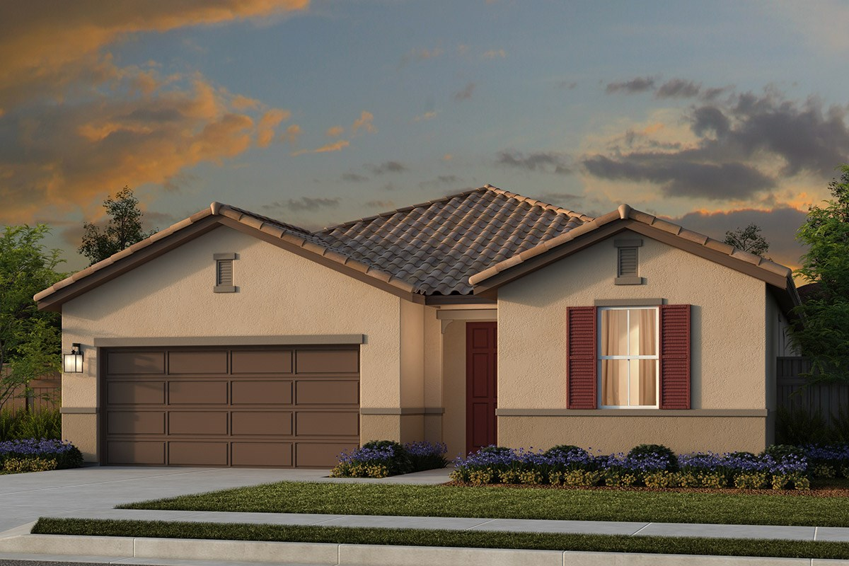 New Homes in Lincoln, CA - Ventana Plan 2188 - Elevation E