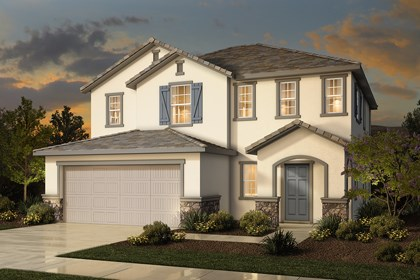 New Homes in Sacramento, CA - Plan 2W - French