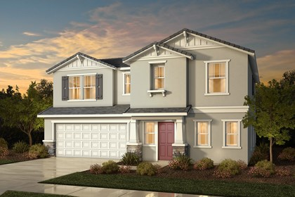 New Homes in Sacramento, CA - Plan 3 - Craftsman