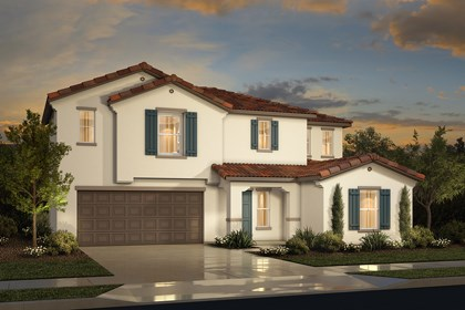 New Homes in Sacramento, CA - Plan 4 - Spanish