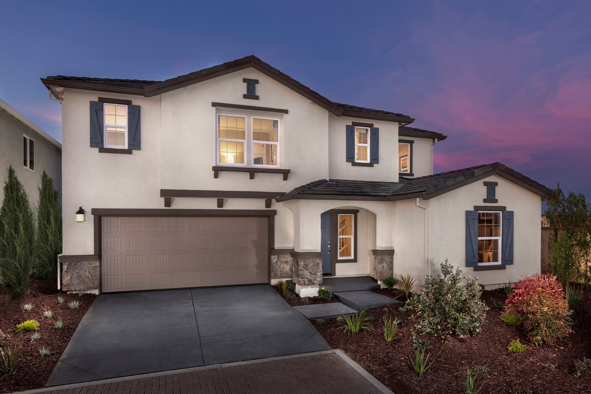 New Homes in Sacramento, CA - Westbury at The Hamptons Plan 4