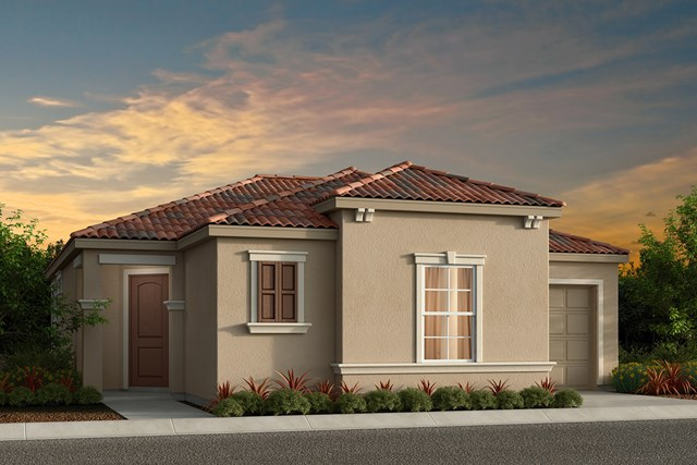 New Homes in Elk Grove, CA - Plan 1001 C