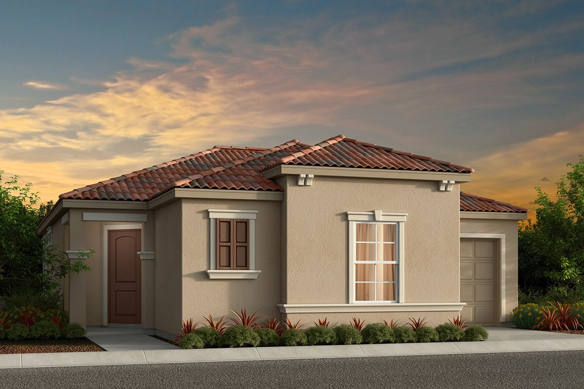 New Homes in Elk Grove, CA - Willow Creek at Monterey Village Plan 1001 C