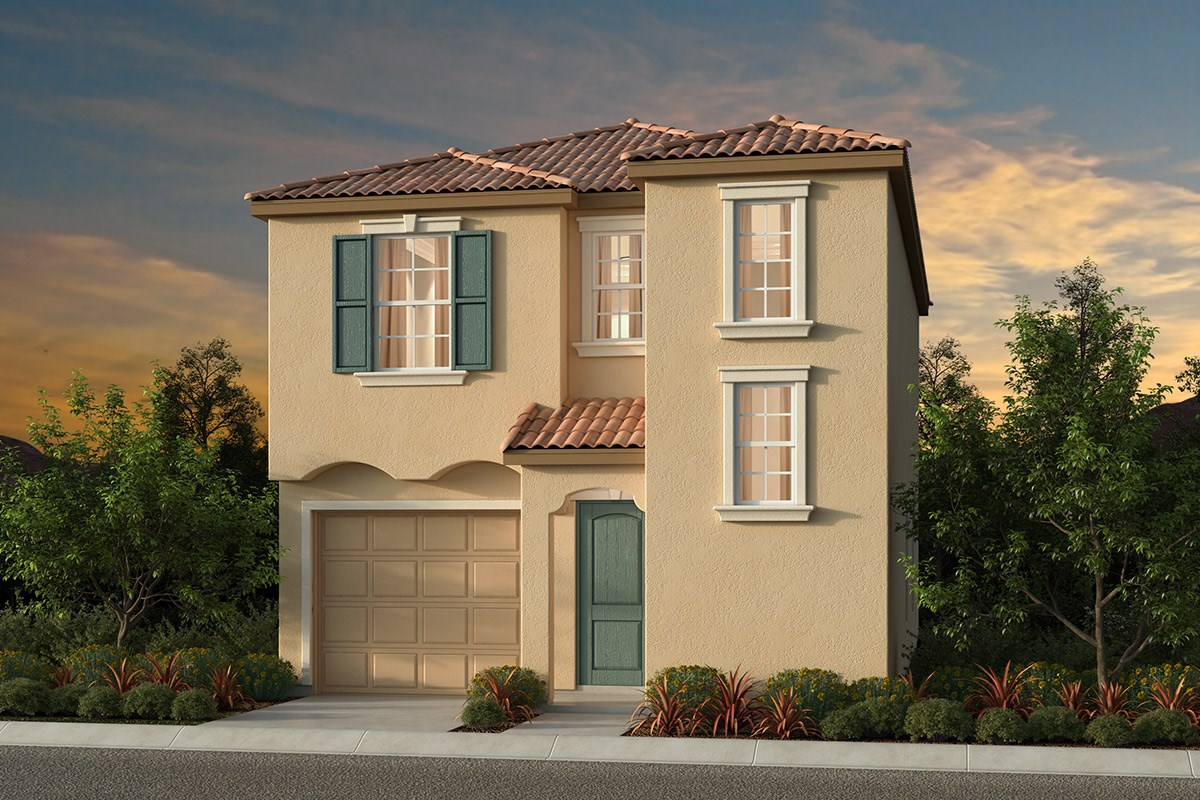 New Homes in Elk Grove, CA - Willow Creek at Monterey Village Plan 1303 C