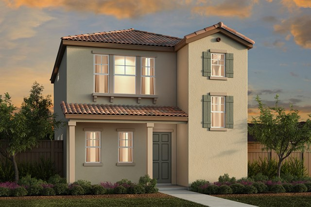 New Homes in Elk Grove, CA - Plan 1431 A