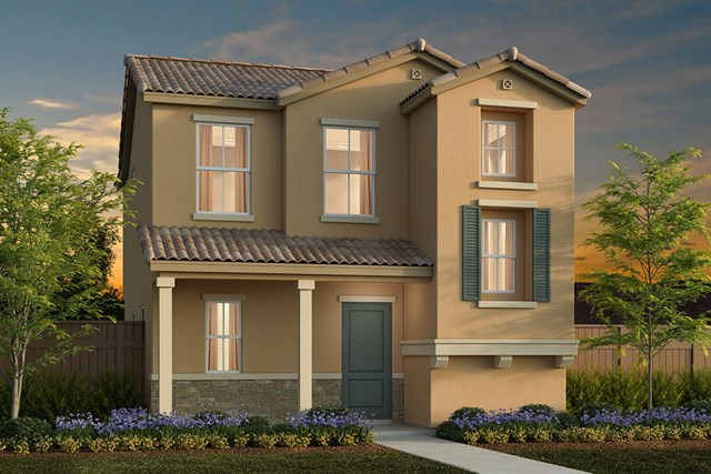 New Homes in Elk Grove, CA - Plan 1431 E