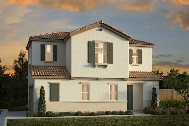 New Homes in Elk Grove, CA - Plan 1697 A