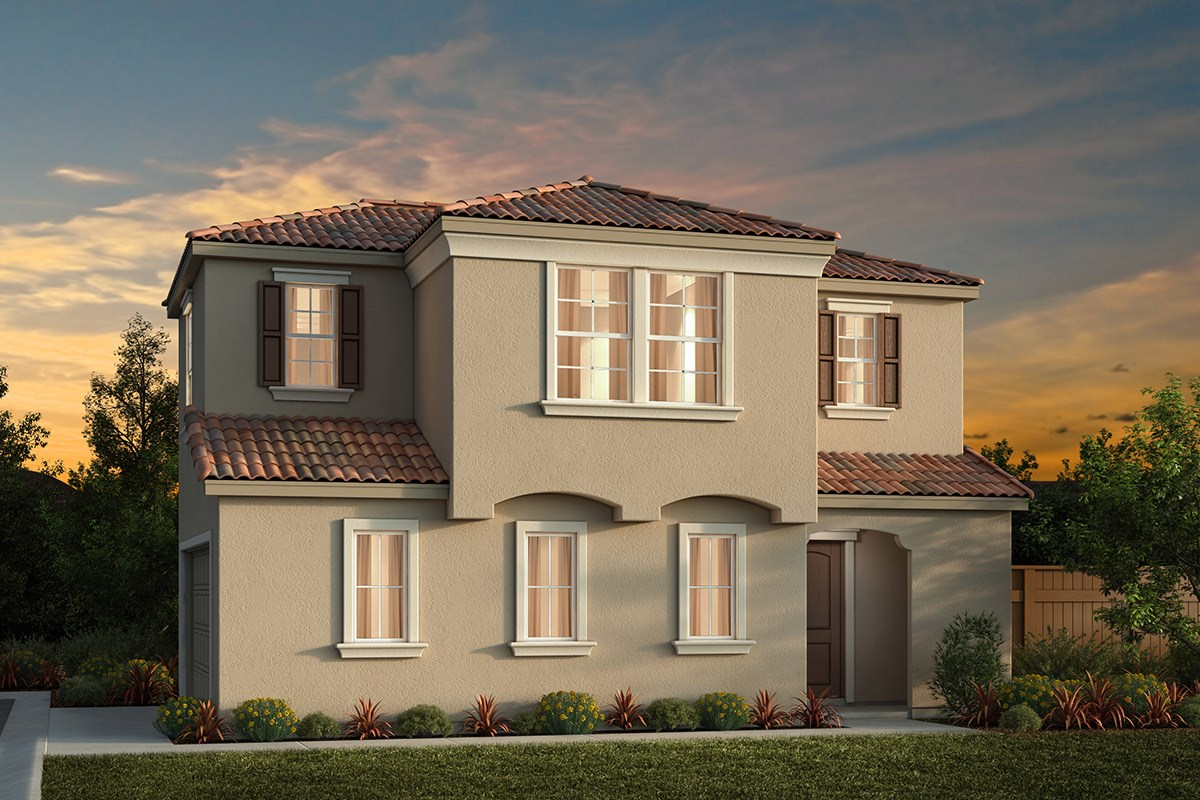 New Homes in Elk Grove, CA - Willow Creek at Monterey Village Plan 1697 C