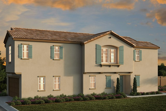 New Homes in Elk Grove, CA - Plan 1738 A