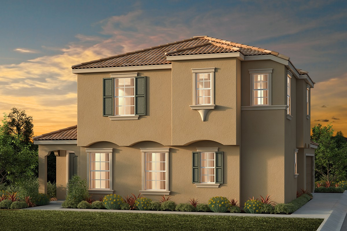 New Homes in Elk Grove, CA - Willow Creek at Monterey Village Plan 2107 C