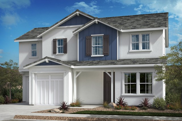 New Homes in Valley Center, CA - Residence One F