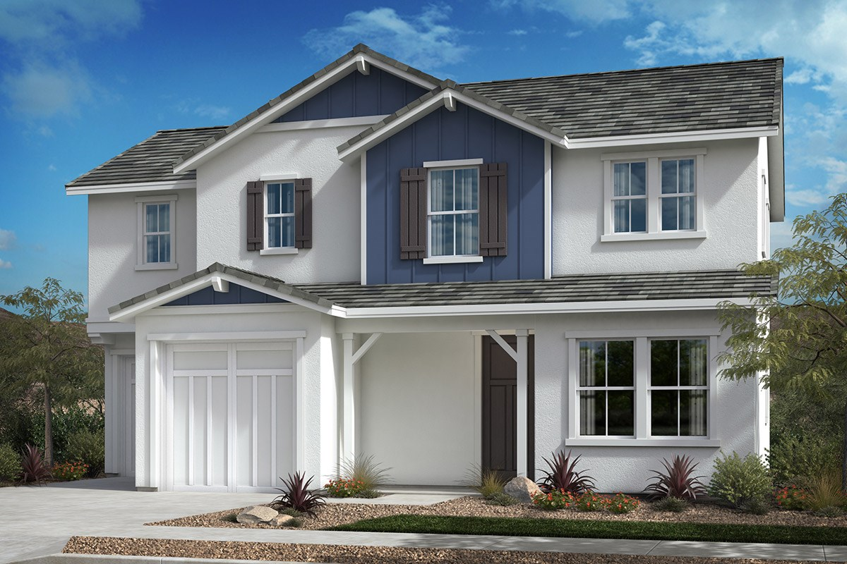 New Homes in Valley Center, CA - Bear Peak Residence One F