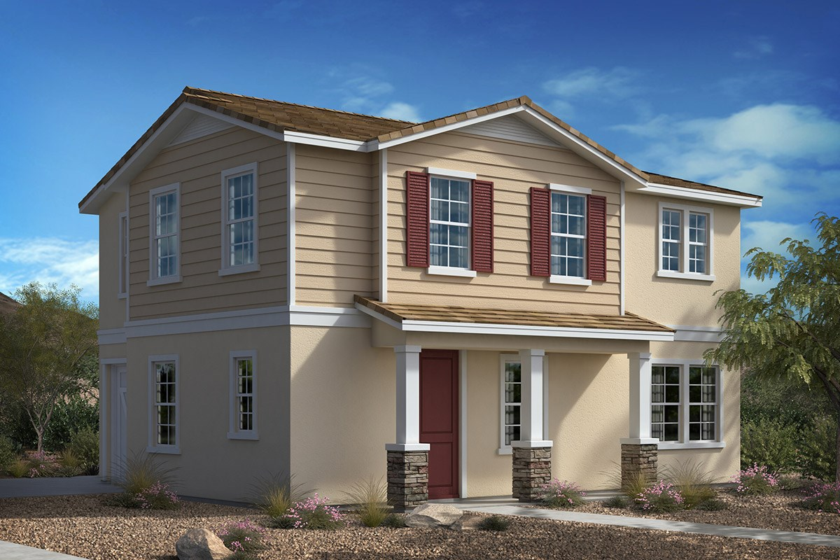 New Homes in Valley Center, CA - Bear Peak Residence Three A