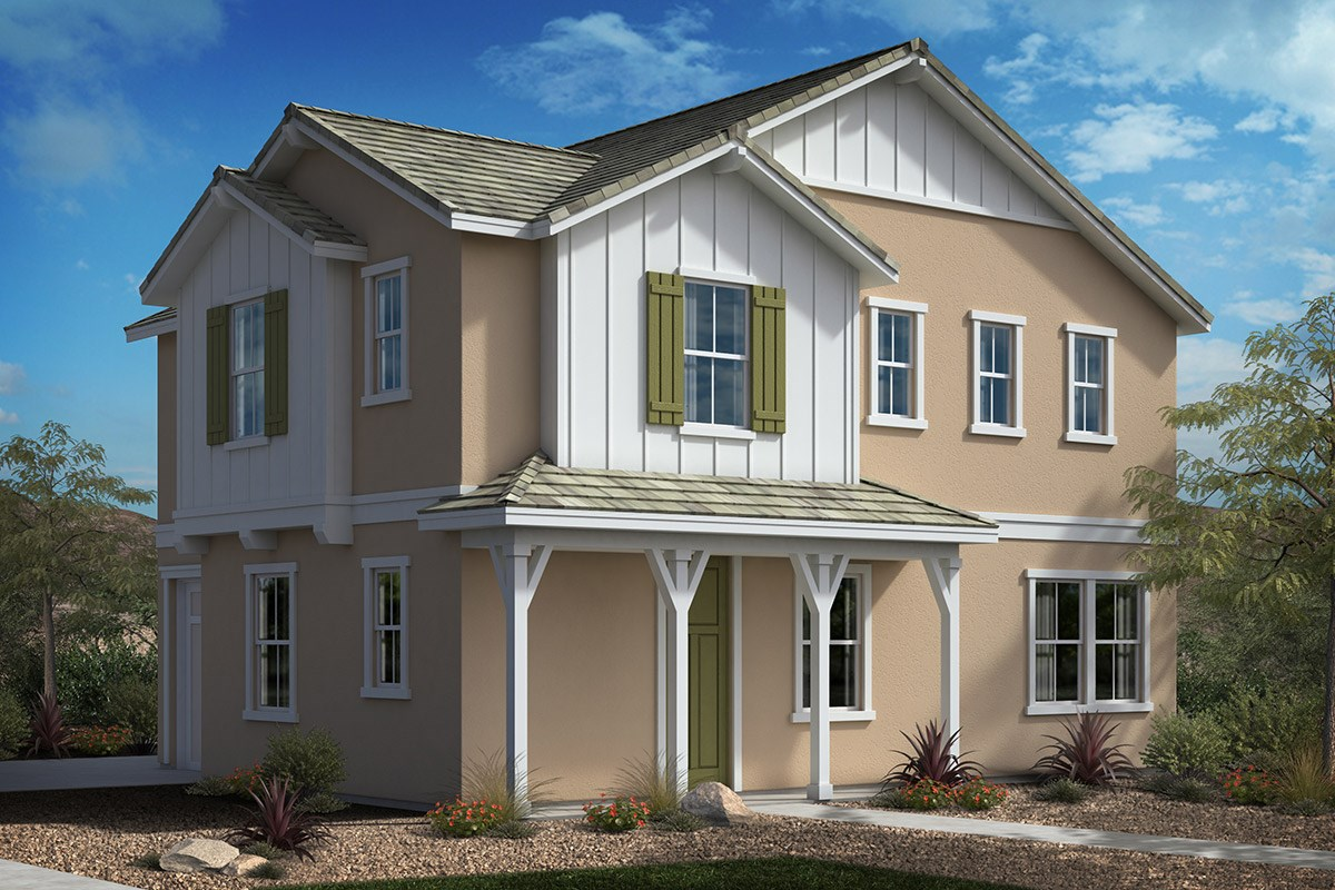 New Homes in Valley Center, CA - Bear Peak Residence Three F