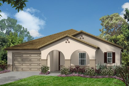 New Homes in Escondido, CA - Spanish 'A'