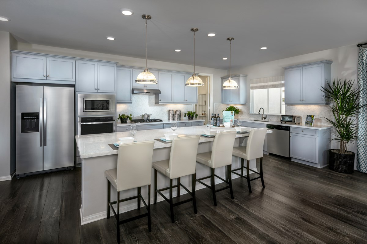 New Homes in Escondido, CA - Lexington Residence 1 Kitchen