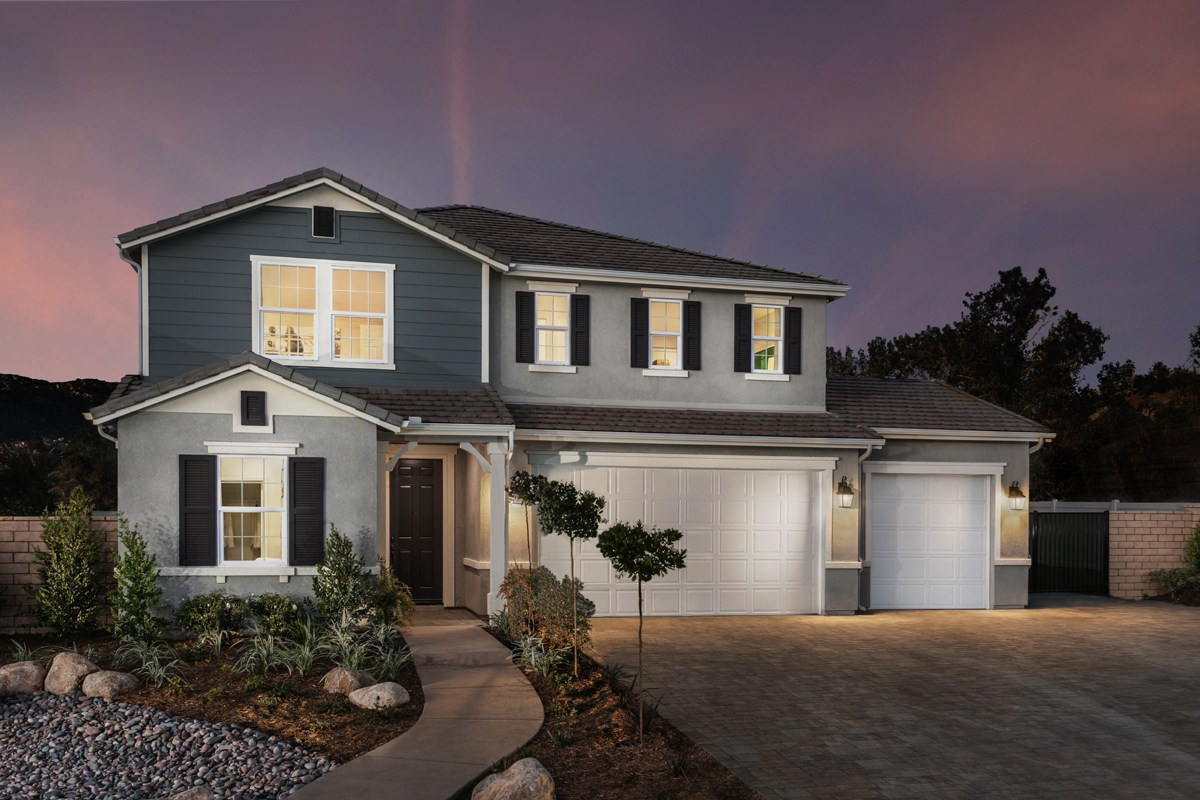 New Homes in Escondido, CA - Lexington Residence 3 Exterior