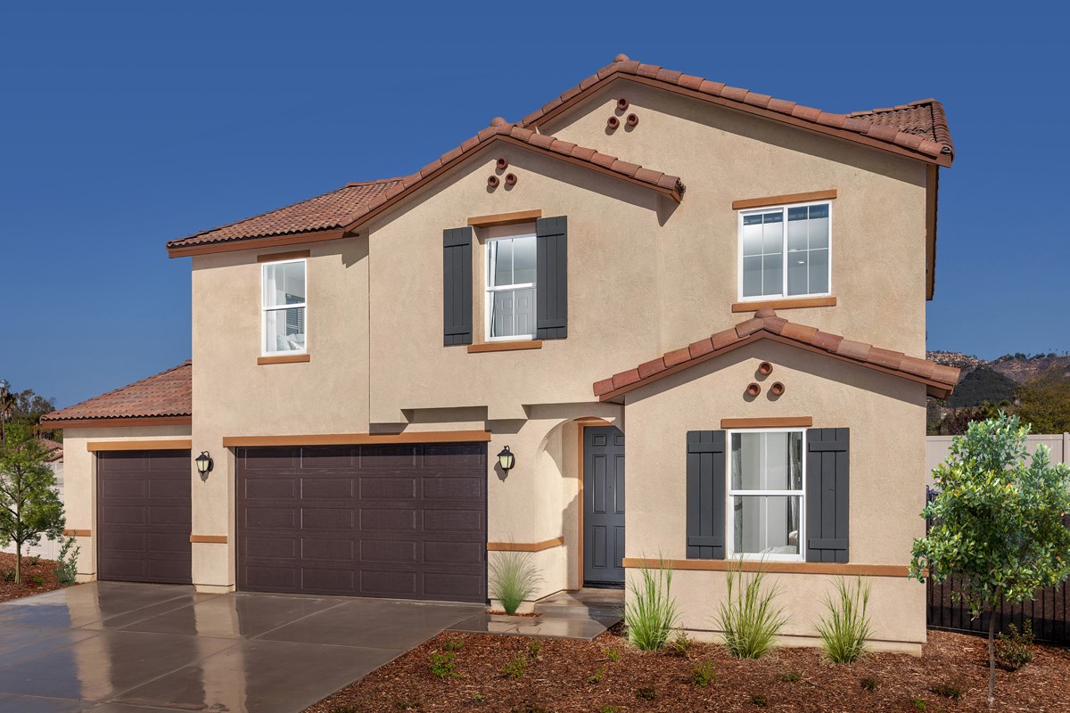 New Homes in Escondido, CA - Lexington Residence Four Exterior