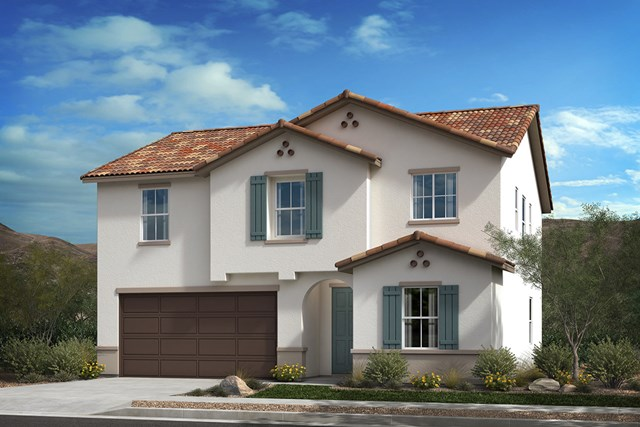New Homes in Escondido, CA - Residence Four 'A'