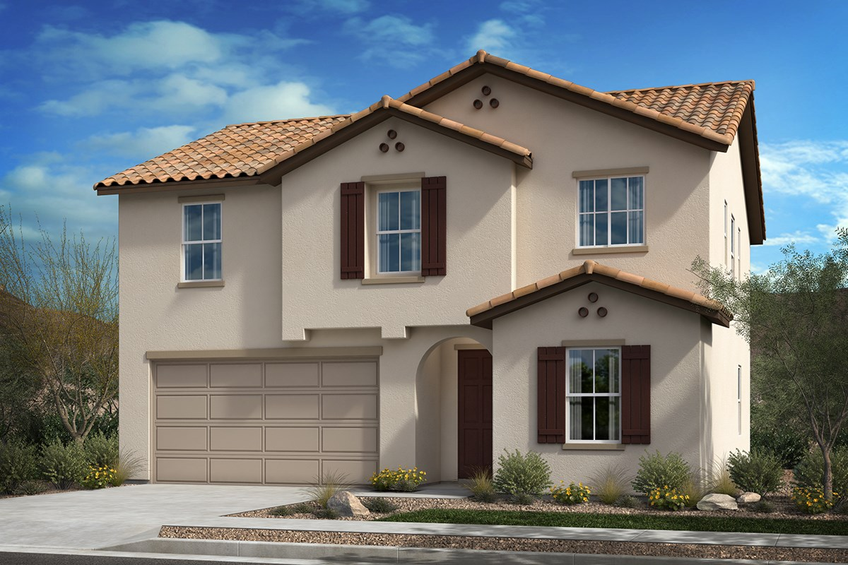 New Homes in San Diego, CA - Parkview Terrace Residence One 'A'