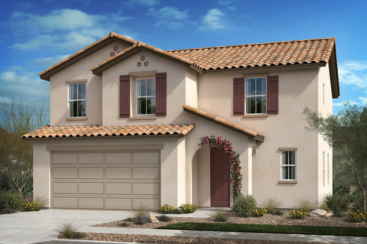 New Homes in Santee, CA - Prospect Fields Residence One - Spanish 'A'
