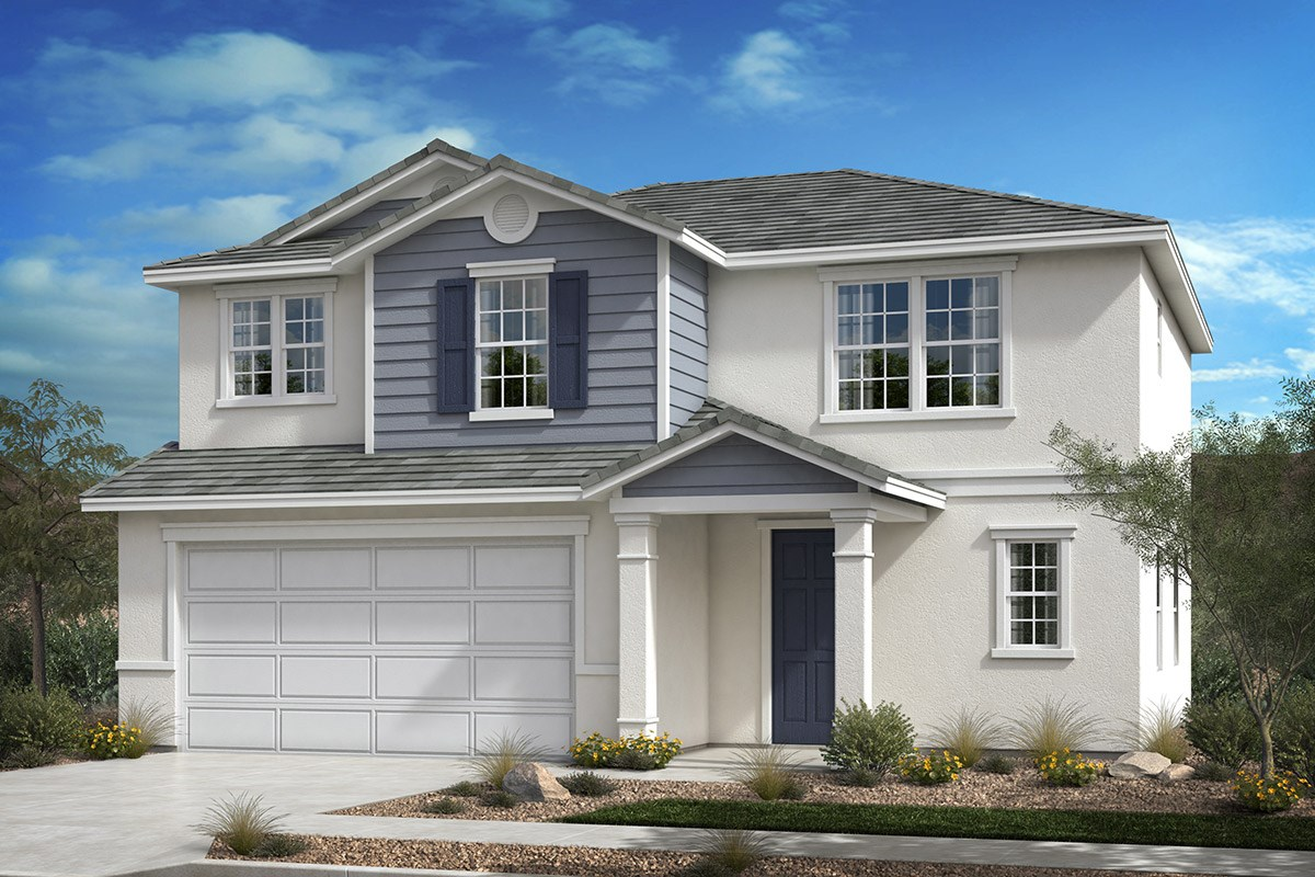 New Homes in Santee, CA - Prospect Fields Residence One - Traditional 'D'