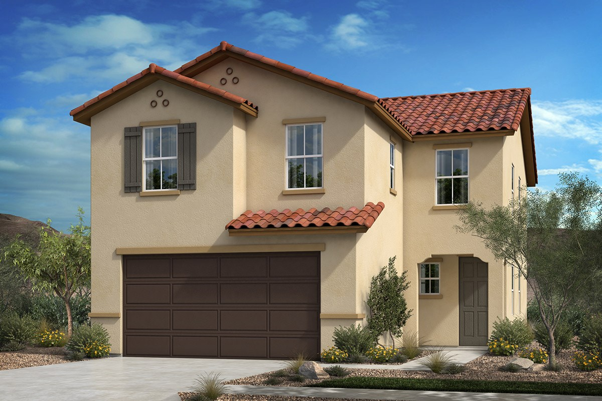 New Homes in Santee, CA - Prospect Fields Residence Two - Spanish 'A'