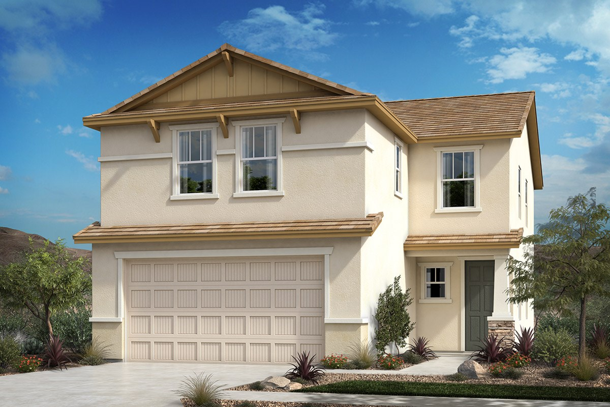 New Homes in Santee, CA - Prospect Fields Residence Two - Craftsman 'B'