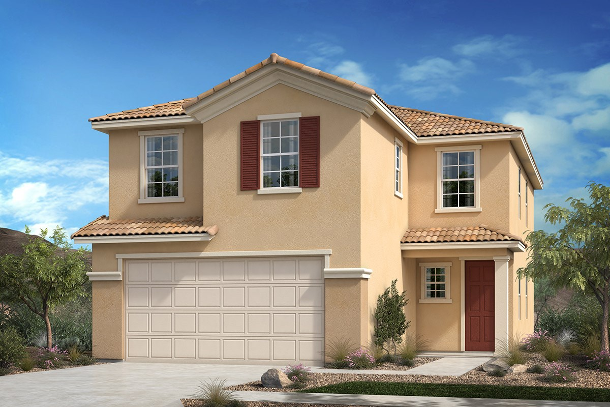 New Homes in Santee, CA - Prospect Fields Residence Two - Italianate 'C'
